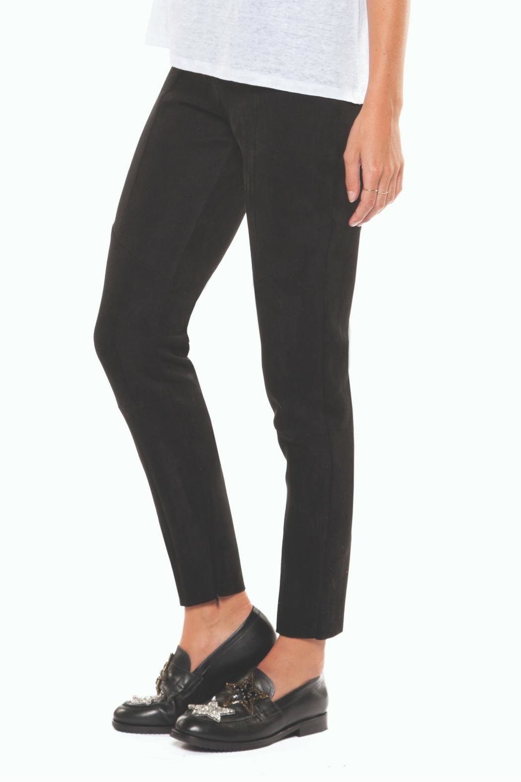 Dex Knit Pants - Front Cropped Image
