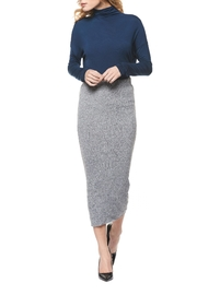 Dex Knit Pencil Skirt - Front cropped