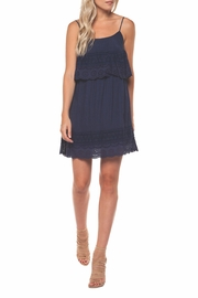 Dex Lace Flutter Dress - Product Mini Image