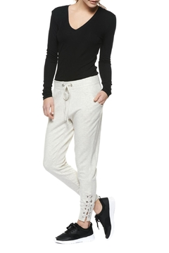 Shoptiques Product: Lace Up Jogger