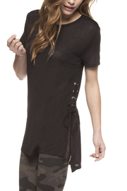 Dex Lace Up Side Top - Product Mini Image