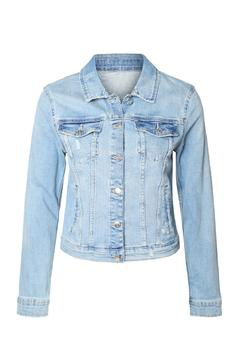 Dex Laundered Jean Jacket - Product List Image