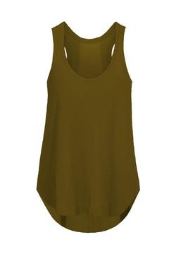 Shoptiques Product: Little Green Machine Top