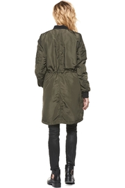 Dex Loden Jacket - Front full body