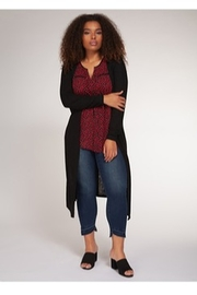 Dex Long Cardigan - Product Mini Image