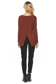 Dex Long Sleeve Top - Front cropped