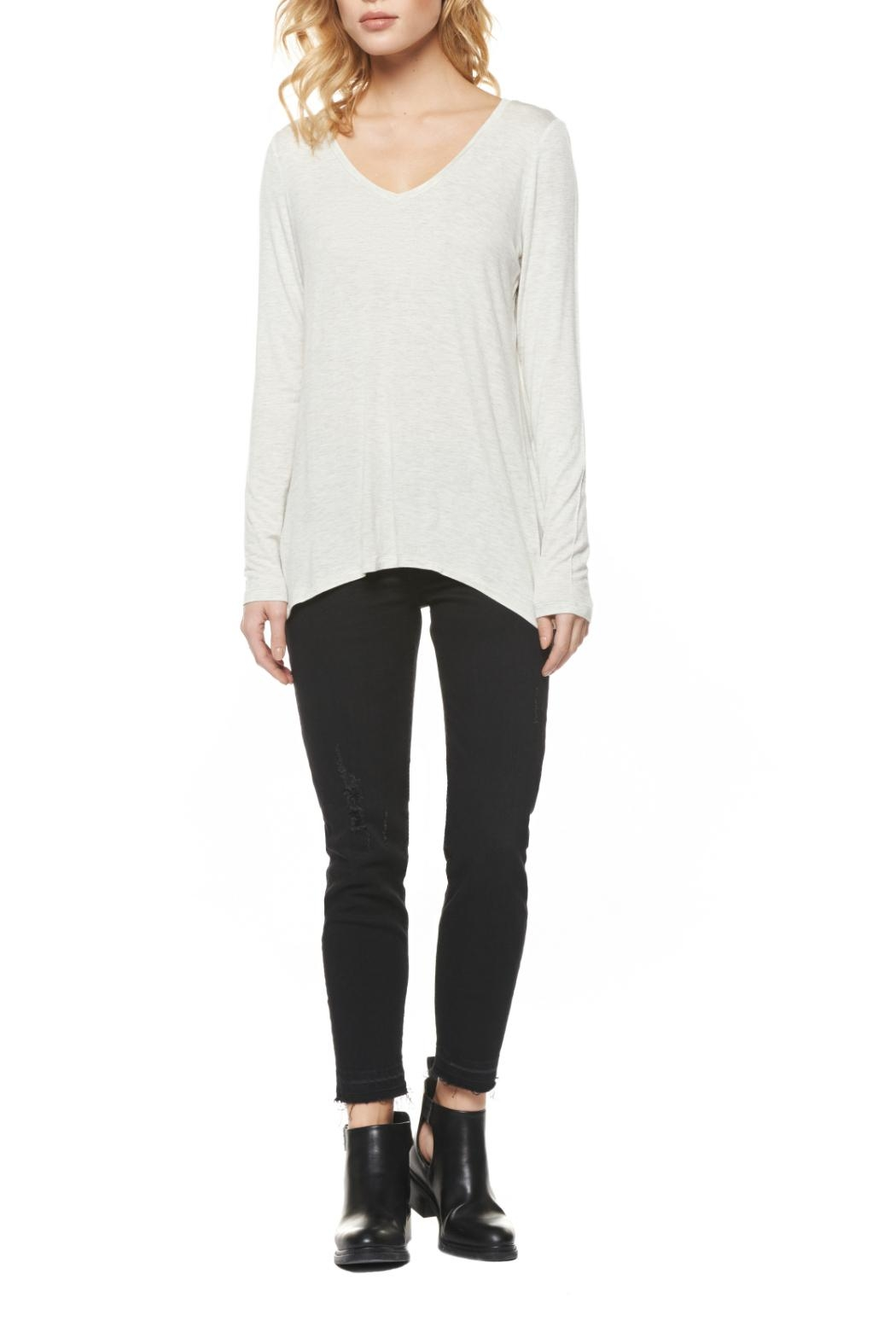 Dex Long Sleeve Top - Main Image