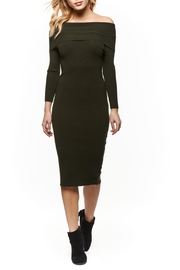Dex Midi Sweater Dress - Product Mini Image