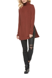 Dex Turtle Neck Tee - Front cropped