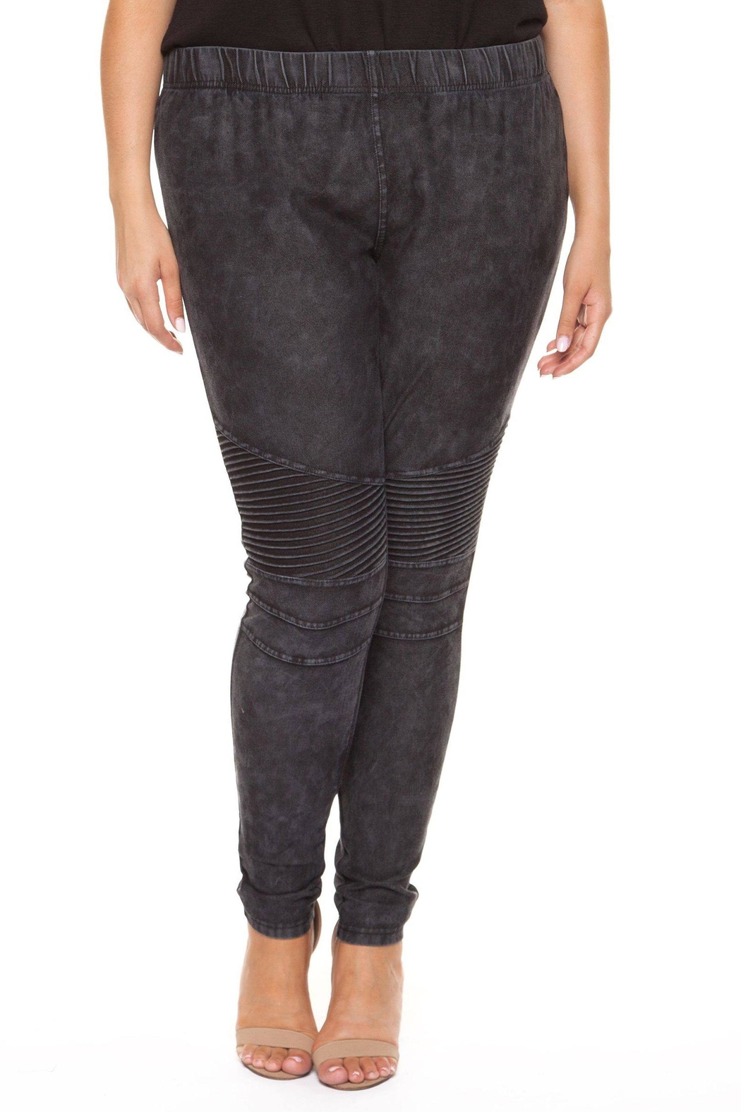 Dex Moto Stretch Jean - Front Cropped Image