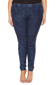 Shoptiques Product: Moto Stretch Jean