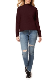Dex Multi Ribbed Sweater - Front full body