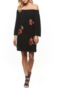 Shoptiques Product: Off-Shoulder Dress