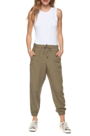 Dex Olive Joggers - Product Mini Image