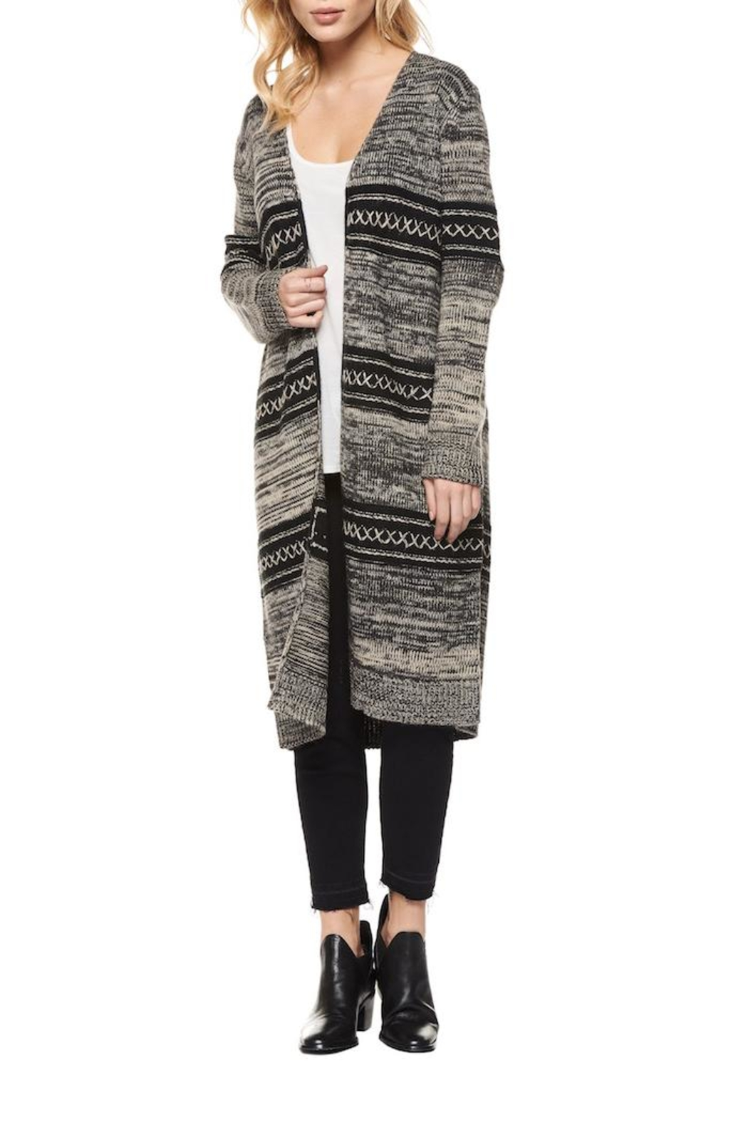 Dex Open Maxi Cardigan from British Columbia by Paradise Boutique ...