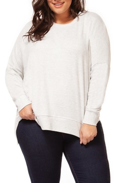 Dex Pearl Grey Sweater - Product List Image