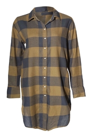 Dex Plaid Shirt Shirt - Front cropped