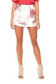 Dex Poppy Garden Shorts - Product Mini Image