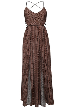 Dex Printed Maxi Dress - Product List Image