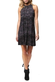 Dex Printed Racerback Dress - Front cropped