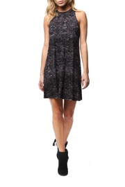 Dex Printed Shift Dress - Product Mini Image