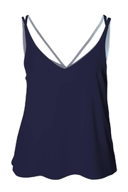 Dex Reversible Cami Top - Front full body