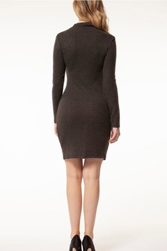Dex Ruched Knit Dress - Alternate List Image