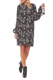 Dex Rustic Floral Dress - Product Mini Image