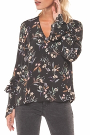 Dex Rustic Floral Top - Product Mini Image