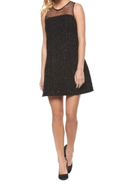 Dex Sequin Mesh Dress - Product Mini Image