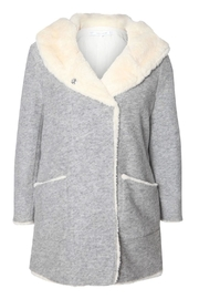 Dex Sherpa Coat - Product Mini Image