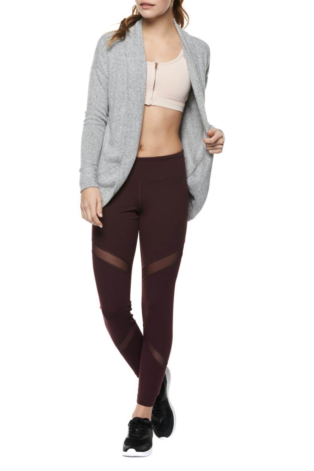 Dex Soft Open Cardigan - Main Image