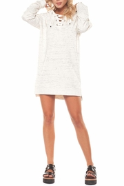 Dex Spacedyed Sweatshirt Tunic - Product Mini Image