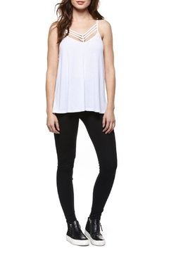 Shoptiques Product: Strappy Detailed Tank Top