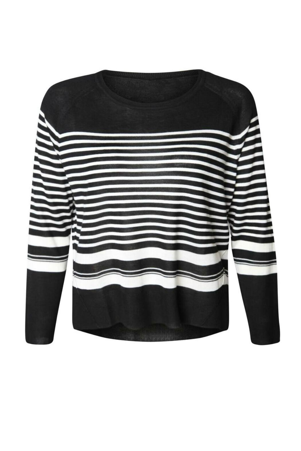 Dex Striped Sweater from British Columbia by Paradise Boutique ...