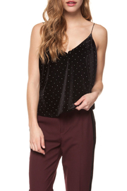 Dex Studded Velvet Cami - Product Mini Image