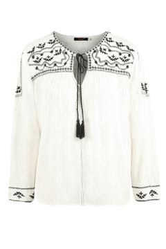 Shoptiques Product: Tapestry Stitch Blouse