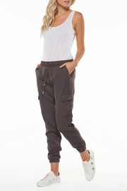 Dex Tencel Cargo Pants - Front cropped