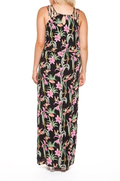 Dex Tropical Maxi Dress - Alternate List Image