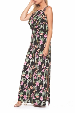 Dex Tropical Maxi Dress - Product List Image