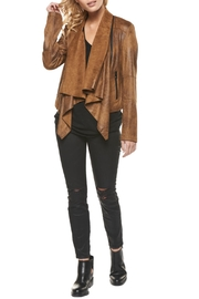 Dex Vegan Leather Jacket - Product Mini Image