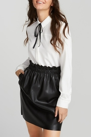 Dex Vegan Leather Mini - Front cropped