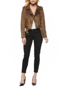 Shoptiques Product: Vegan Suede Jacket
