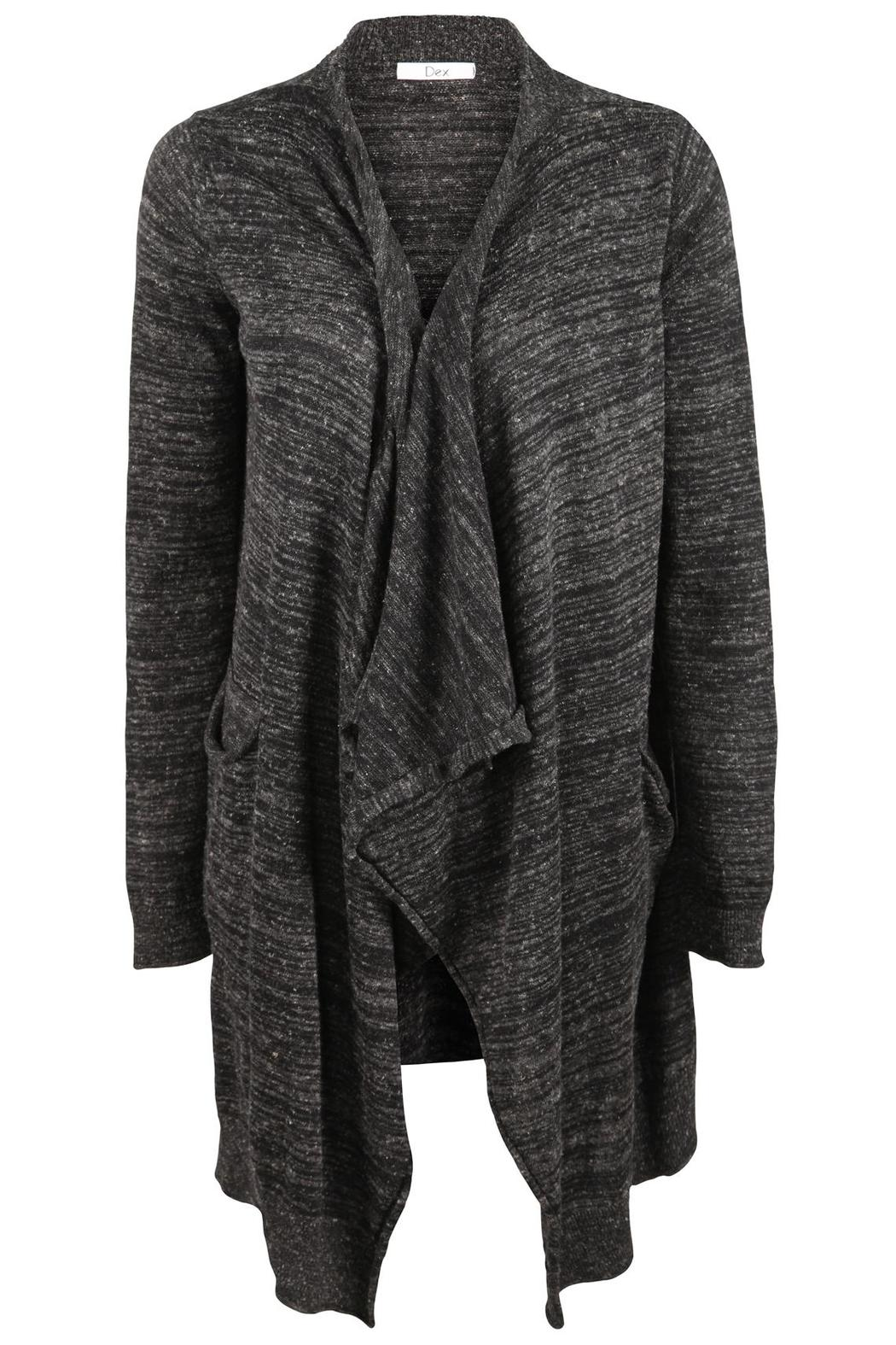 Dex Waterfall Cardigan from Canada by LaBelle — Shoptiques