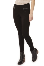 Dex Zip Front Legging - Product Mini Image