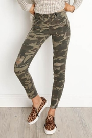DEX Jeans Camo Skinny Jeans - Other