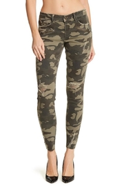 DEX Jeans Camo Skinny Jeans - Front cropped