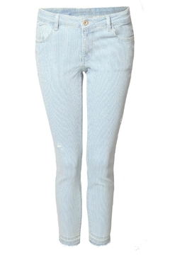 Shoptiques Product: Stripe Denim
