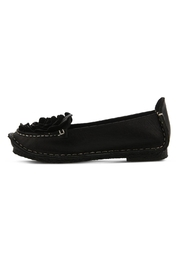 L'Artisan Dezi Slip-On Flats - Front cropped