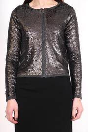 Sequin Jacket - Front cropped